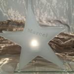 Einen Stern der deinen Namen trägt.