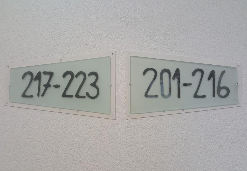 Hotel Grauholz Zimmernummer